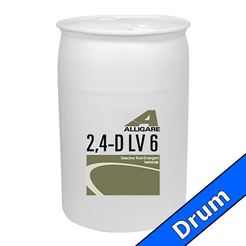 2,4-D LV6 | 30 Gallon Drum | Compare to Weedone®