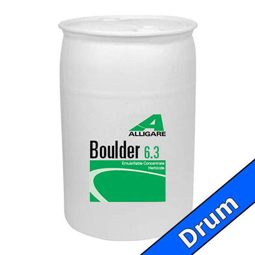 Boulder 6.3 | 30 Gallon Drum