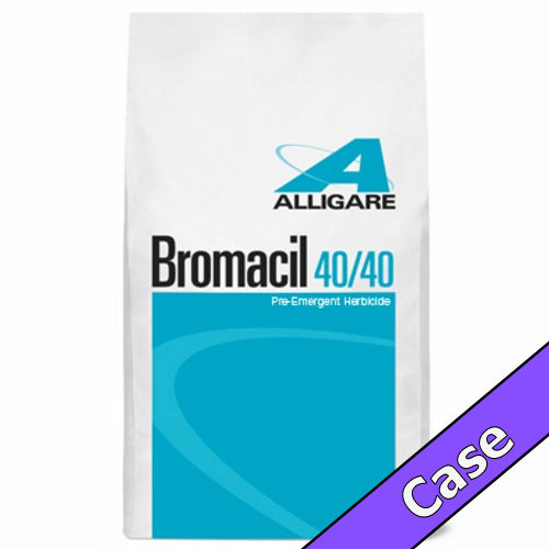 Bromacil 40/40 | 48 Pounds (8 x 6 Lb) Case | Compare to Krovar®