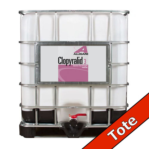 Clopyralid 3 | 265 Gallon Tote | Compare to Reclaim® / Transline®