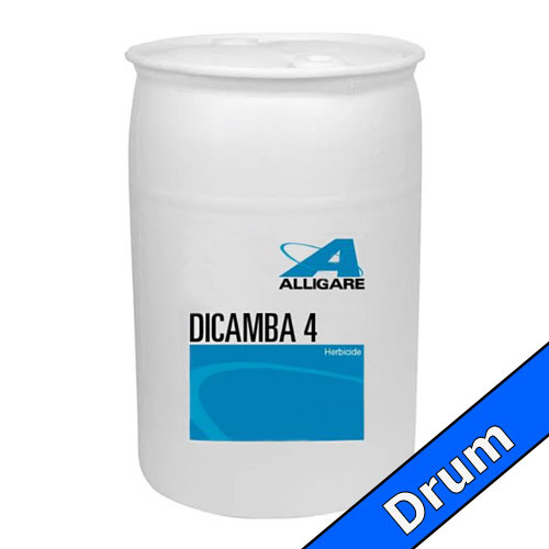Dicamba 4 | 30 Gallon Drum | Compare to Cruise Control / Clarity® / Diablo® / Vanquish®