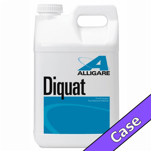 Diquat | 4 Gallons (4 x 1 Gallon) Case | Compare to Reward®