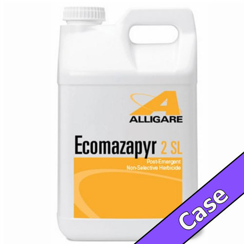 Ecomazapyr 2 SL | 4 Gallons (4 x 1 Gallon) Case | Compare to Habitat®, Arsenal® & Polaris®