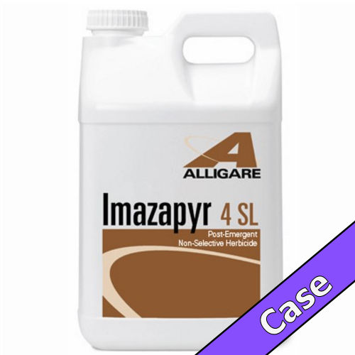 Imazapyr 4 SL | 5 Gallons (2 x 2.5 Gallons) Case | Compare to Arsenal® / Polaris®