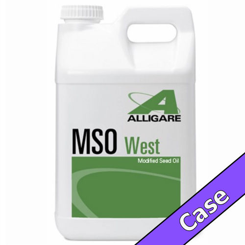 MSO West | 5 Gallons (2 x 2.5 Gallons) Case