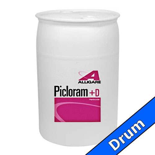 Picloram +D | 30 Gallon Drum | Compare to Grazon® P+D / Trooper® P+D / Pathway®