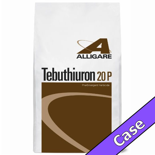 Tebuthiuron 20P | 24 Pounds (6 x 4 Lb) Case | Compare to Spike®