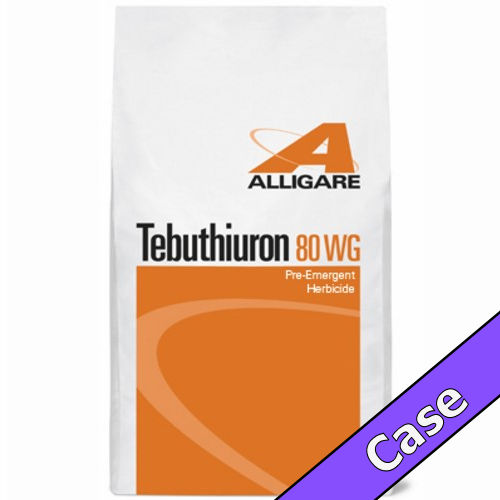 Tebuthiuron 80WG | 24 Pounds (6 x 4 Lb) Case | Compare to Spike®