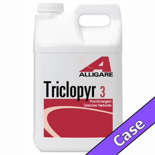 Triclopyr 3 | 5 Gallons (2 x 2.5 Gallons) Case | Compare to Garlon® 3A
