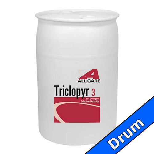 Triclopyr 3 | 30 Gallon Drum | Compare to Garlon® 3A