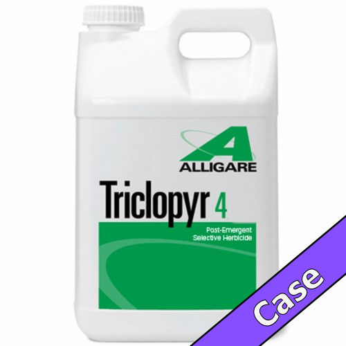 Triclopyr 4ec | 4 Gallons (4 x 1 Gallon) Case | Compare to Garlon® 4, Remedy®
