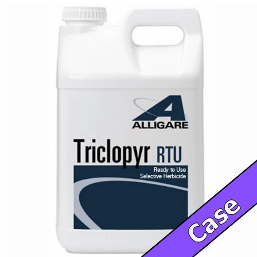 Triclopyr RTU | 4 Gallons (4 x 1 Gallon) Case | Compare to Garlon®