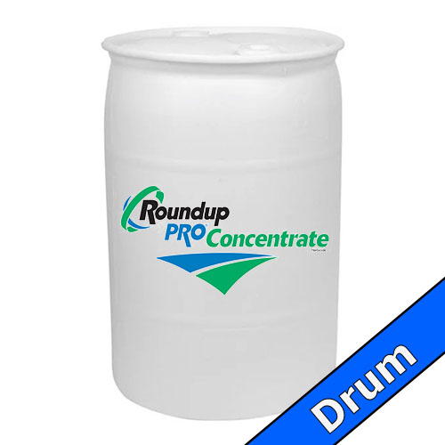 Roundup Pro® Concentrate 50.2% | 30 Gallon | Drum