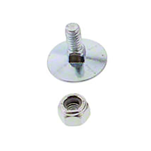 Elevator Bolts and Kep Nuts, 1/4