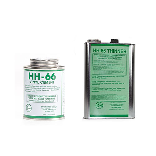 Repair Kit | 1/2 Pt. Cement, 1 Pt. Thinner, Fabric
