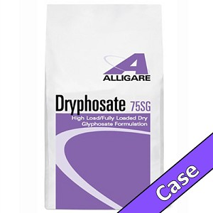 Dryphosate 75SG | 22 Pounds (2 x 11 Lb) Case