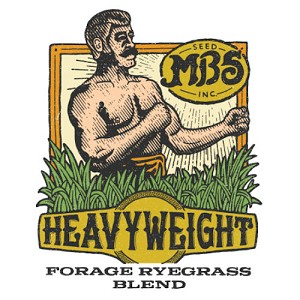 Faster Pasture Heavyweight Ryegrass | Newest Ryegrass Available .. The Very Best | 50 Lb Bag