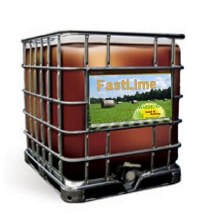 FastLime Liquid Calcium Feeder | 265 Gallons | Tote